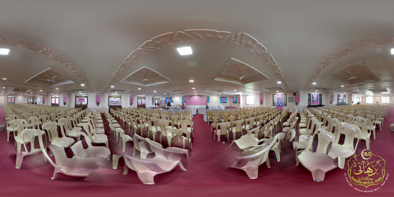 360 Degree View - Amatullah Aai Cancer Prevention Seminar, Coimbatore 1437H.