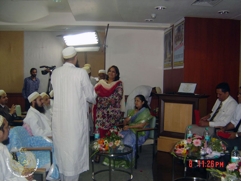 Cancer Awareness Seminar, Saifee Hospital, Mumbai 1430H.